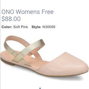 ONO Free Ankle Strap Flat